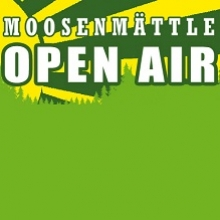 Bild: Moosenmättle Open Air 2017