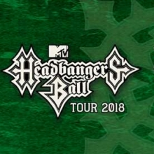 Bild: MTV's Headbangers Ball Tour