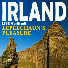 IRLAND - LIVE mit Irish Folk Band - Frank Zagel & Leprechaun´s Pleasure
