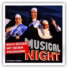 MUSICAL NIGHT IN CONCERT - Stars. Hits. Live. Das Original! in Bad Mergentheim, 26.08.2018 - Tickets -