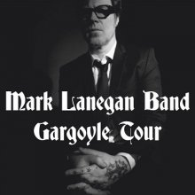 Bild: Mark Lanegan Band