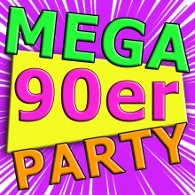 Bild: Mega 90er Party