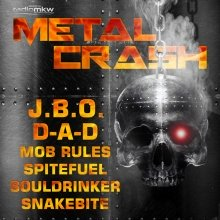 Bild: Metal Crash Festival