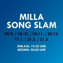 Bild: Milla Song Slam