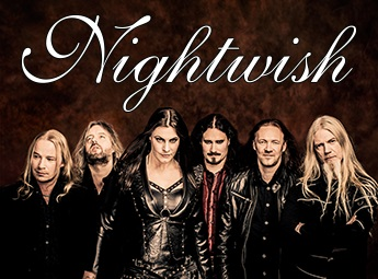 Nightwish - Endless Forms Most Beautiful Europe Tour 2015