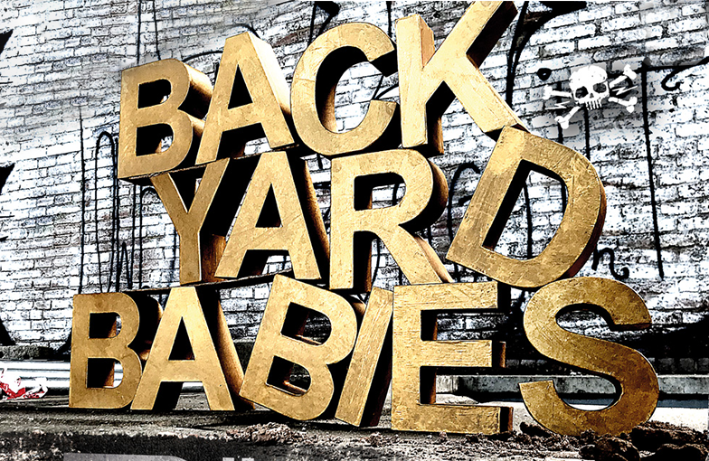 Bild: Backyard Babies