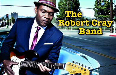 Bild: The Robert Cray Band