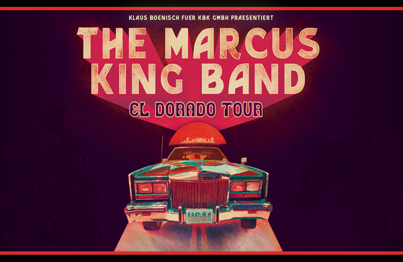 Bild: The Marcus King Band