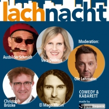 Vierte Neckarwestheimer Lachnacht - fünf Mal Comedy in einem! - Ole Lehmann und Gäste