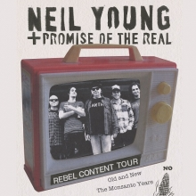 Bild: Neil Young & Promise of the Real
