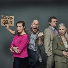 Nein zum Geld - Festspiele Heppenheim