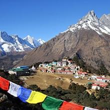 Nepal - Menschen Berge Götter