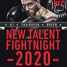 NFC - New Talent Fight Night - K1, Thaiboxen,Boxen