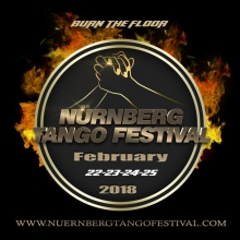 Nürnberg Tango Festival - Burn The Floor - Closing Festival Dress code: Elegant Blue and White in Nürnberg, 25.02.2018 - Tickets -