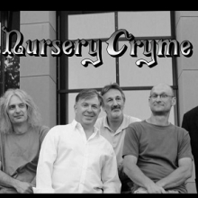 Bild: Nursery Crime - Genesis-Tribute