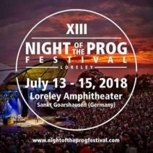 Camping Ticket für Night of the Prog 2018