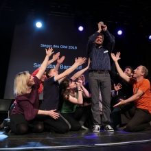 OIM - Oldenburger Impro Meisterschaft