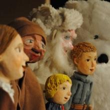 Olles Reise zu König Winter - Figurentheater für Kinder ab 3 Jahren