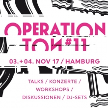 Operation Ton – Konferenz + Festival