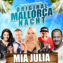 Original Mallorca Nacht - Münster in Münster, 27.10.2018 - Tickets -