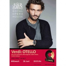 Bild: Otello - Royal Opera House