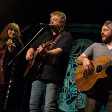 Paddy goes to Holyhead - The Acoustic Trio