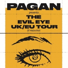 PAGAN - The Evil Eye Tour 2019 • Special Guest: Microwave