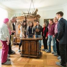 Palais Papius - Museumsführung für Einzelreisende in Wetzlar