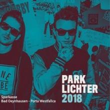 Parklichter - Konzertfreitag 2018 - SDP / BAUSA / Antilopen Gang / Weekend / KAAS und Wunderwelt in Bad Oeynhausen, 03.08.2018 - Tickets -