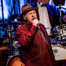Paul Carrack & SWR Big Band & Strings - The Swinging Christmas Show in Mainz, 19.12.2018 - Tickets -