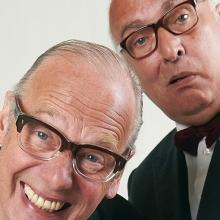 """Pause & Alich alias Fritz und Hermann """" Weihnachtsspezial 2020"""" - RAINER PAUSE & NORBERT ALICH als Fritz Litzmann & Hermann Schwaderlappen packen aus"""