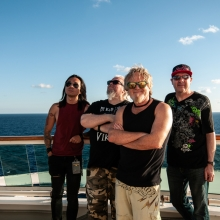 Pendragon - New Album: Love Over Fear Tour ´20