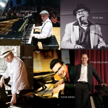 Bild: Pianissimo - Pianissimo - Boogie, Blues, Jazz and more