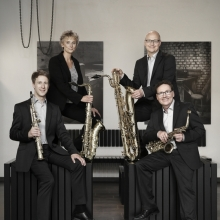 Pindakaas Saxophonquartett