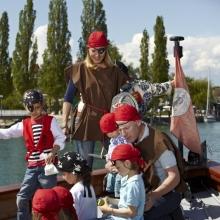 Piratenfahrten für die Saison
