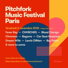 Bild: Pitchfork Music Festival Paris