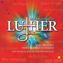 Bild: Luther - Pop-Oratorium