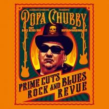 POPA CHUBBY - Prime Cuts Rock And Blues Revue - European Tour 2019 in Dillingen/Saar, 30.11.2019 - Tickets -