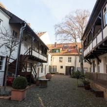 Potsdamer Hinterhöfe - Anekdoten und Geschichten