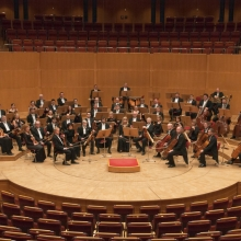 Bild: Symphonieorchester des Nationaltheaters Prag
