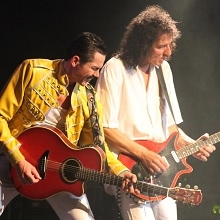 Bild: Queen Revival Show