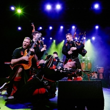 RED HOT CHILLI PIPERS - World Tour 2019