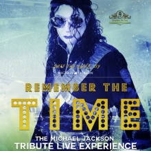 Bild: Remember the Time - Michael Jackson Tribute Live Experience