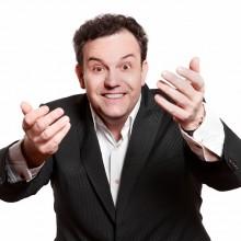 René Steinberg - Freuwillige vor - wer lacht, macht den Mund auf!