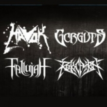 Bild: Revocation | Fallujah | Gorguts | Havok | Venom Prison