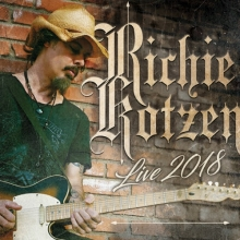 RICHIE KOTZEN - Live Tour 2018 in Bochum, 16.07.2018 - Tickets -