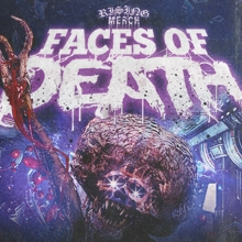Rising Merch Faces Of Death