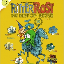 Bild: Ritter Rost - The Best Of Revue