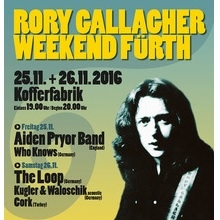 Bild: The Rory Gallagher Weekend