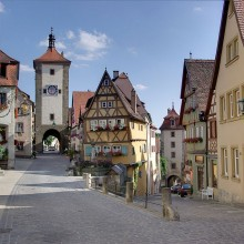 Rothenburg Tour - Ausflug nach Rothenburg o. d. Tauber